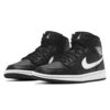 Air Jordan 1 Mid Black White