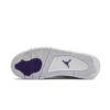 Air Jordan 4 Retro Metallic Purple (GS)
