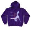 Unity Virtual Reflection Purple Hoodie