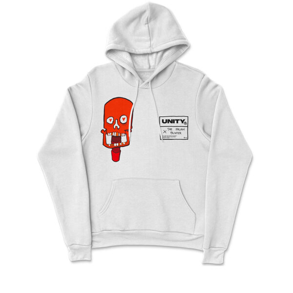 Unity x The Italian Painter Digital After Life Hoodie