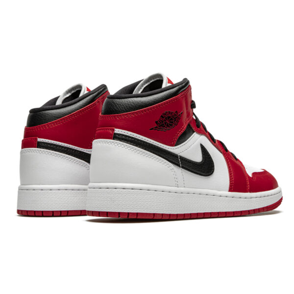 Air Jordan 1 Mid Chicago (GS)