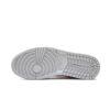 Air Jordan 1 Mid Starfish Pure Platinum
