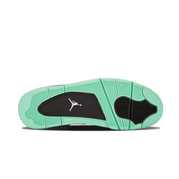 Air Jordan 4 Green Glow
