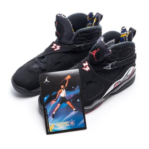 Air Jordan 8 Retro Playoffs 2013