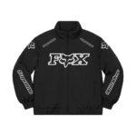 Supreme x Fox Racing Puffy Jacket Black