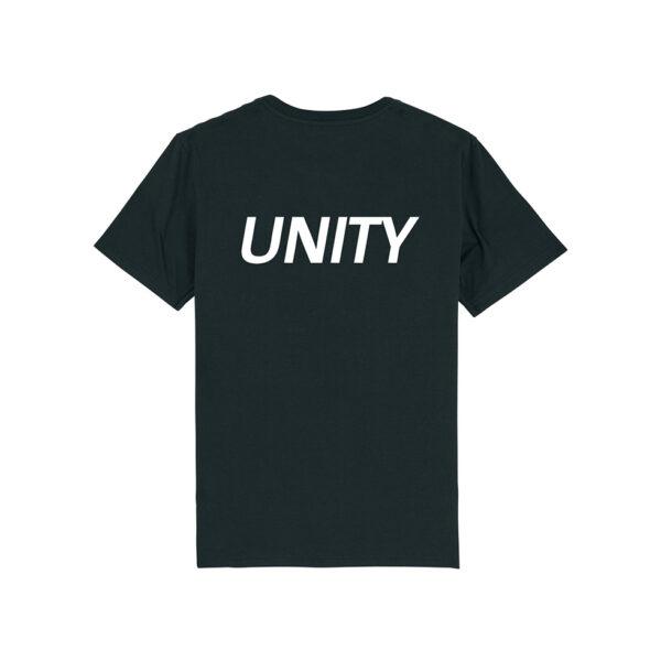 Unity Classic Logo T-Shirt Black