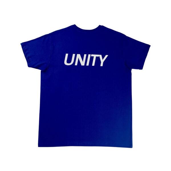 Unity Classic Logo T-Shirt Blue