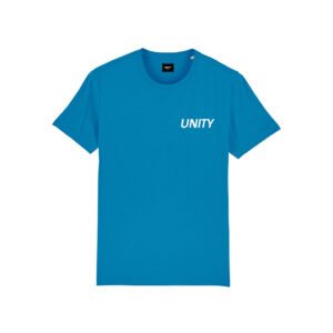 Unity Classic Logo T-Shirt Blue Sky