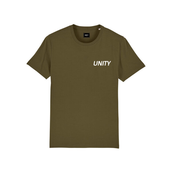 Unity Classic Logo T-Shirt British Khaki