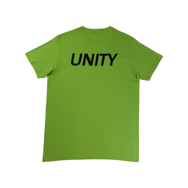 Unity Classic Logo T-Shirt Dark Green