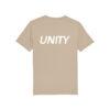 Unity Classic Logo T-Shirt Desert Dust