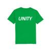 Unity Classic Logo T-Shirt Fresh Green