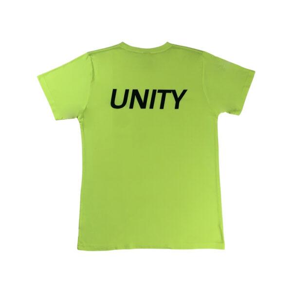 Unity Classic Logo T-Shirt Green