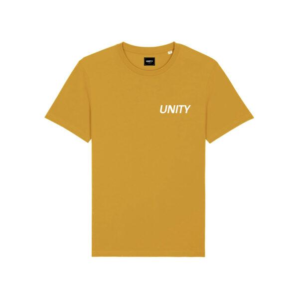 Unity Classic Logo T-Shirt Ochre