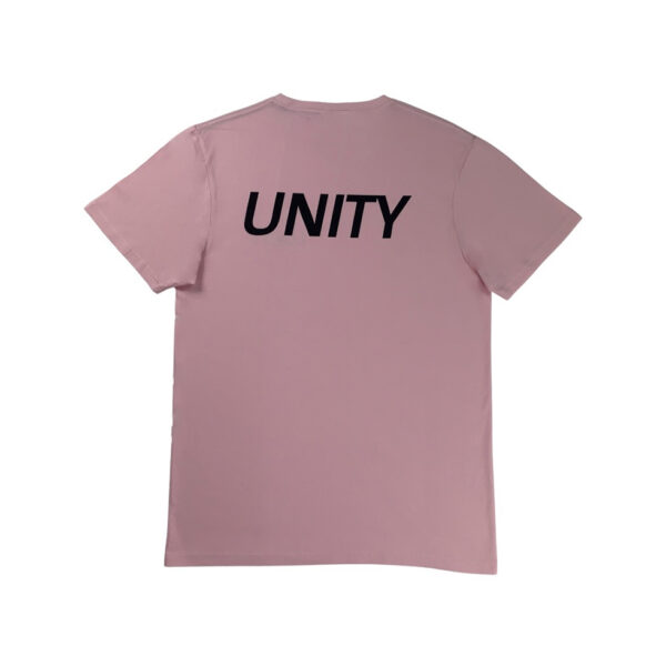 Unity Classic Logo T-Shirt Pink