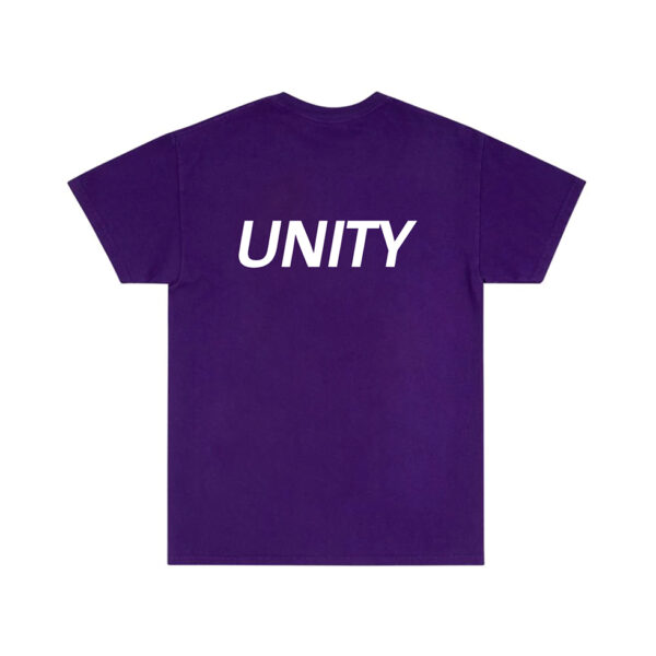 Unity Classic Logo T-Shirt Purple
