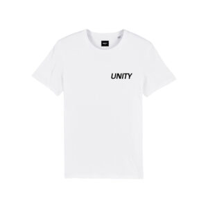 Unity Classic Logo T-Shirt White