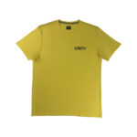 Unity Classic Logo T-Shirt Yellow and Black