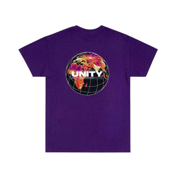 Unity World T-Shirt Purple