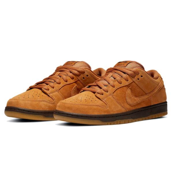 Nike SB Dunk Low Wheat