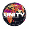 Unity World Black Hoodie