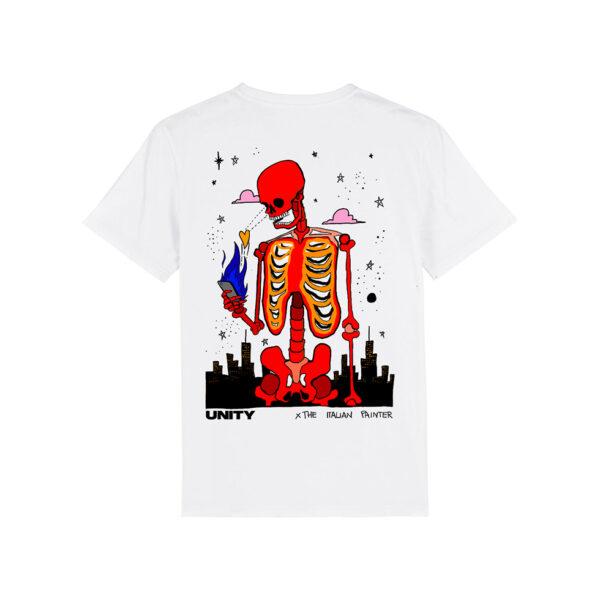 Unity x The Italian Painter Digital After Life T-Shirt
