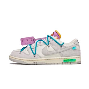 Nike Dunk Low Off-White Lot 36