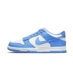 Nike Dunk Low University Blue UNC 2021 (GS)