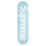 Supreme Celtic Knot Skateboard Deck Blue