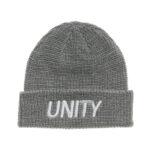 Unity Classic Logo Grey Beanie